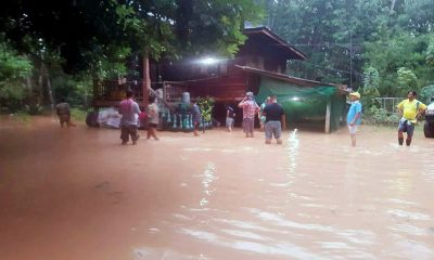 Three Krabi districts hit with flash floods | The Thaiger