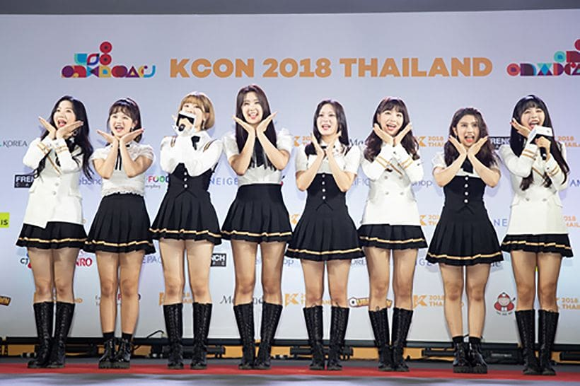 Everything is OK - KCon 2018 comes to Bangkok | News by The Thaiger