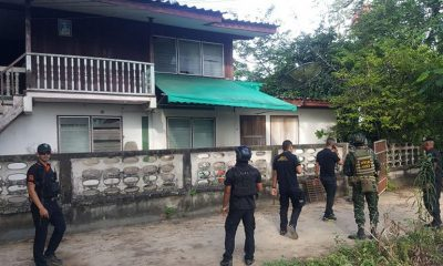 Pattani policeman's house attacked by southern insurgents | The Thaiger