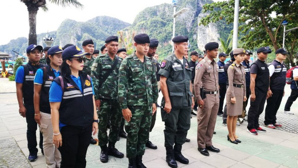 Krabi crackdown nets 113 cases of illegal foreigners | News by The Thaiger