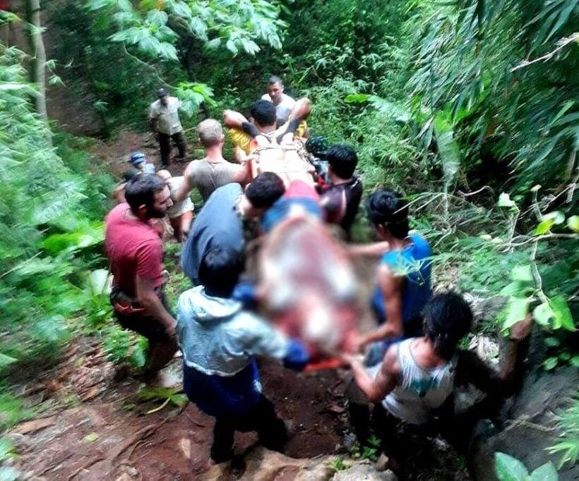 UPDATE: Krabi rock-climber succumbs to injuries | The Thaiger