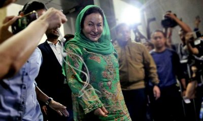 Najib's wife arrested, to be charged with money laundering – Malaysia | The Thaiger