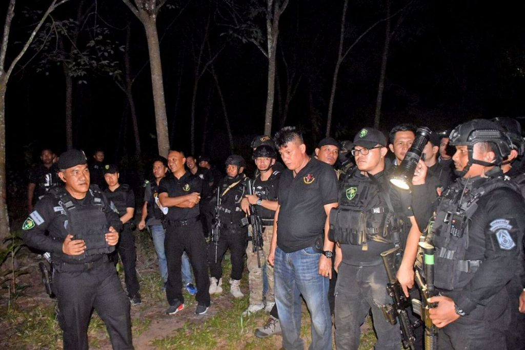 Suspected insurgent killed during Songkhla shootout | News by The Thaiger