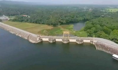Wet season, not so wet – some dams are less than 60% full | The Thaiger