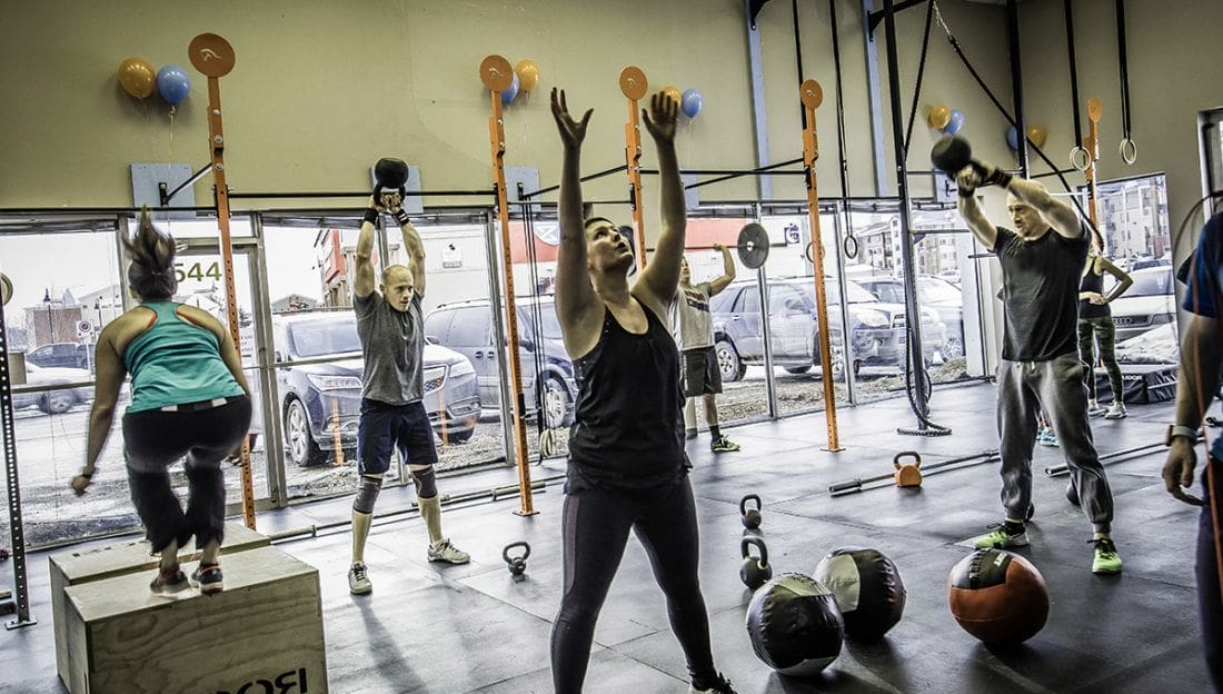 Is 'cross fit' still a thing? | The Thaiger