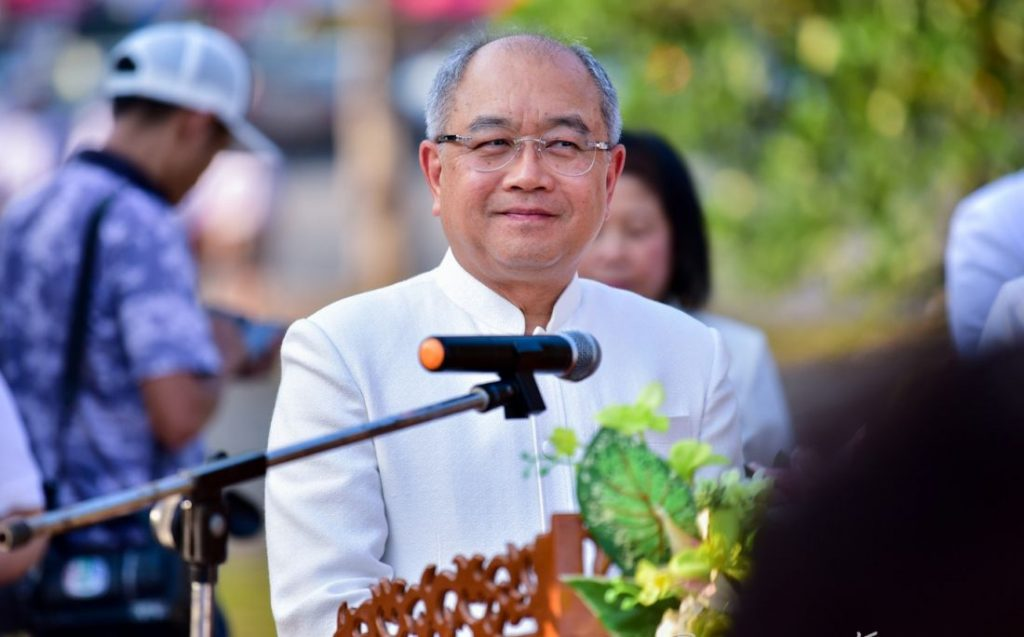 Phuket's new Governor starts work today | News by The Thaiger