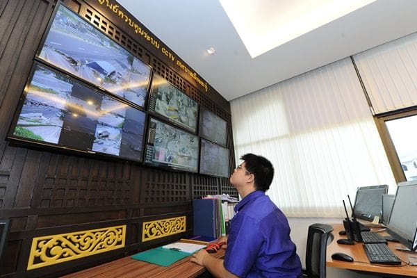 More CCTV cameras being installed around Kathu | The Thaiger