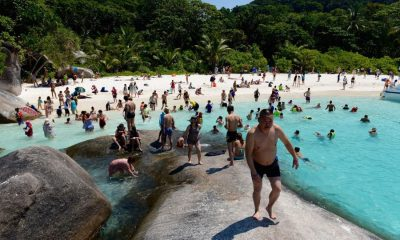 Overnight stays cancelled for Similan Islands | The Thaiger