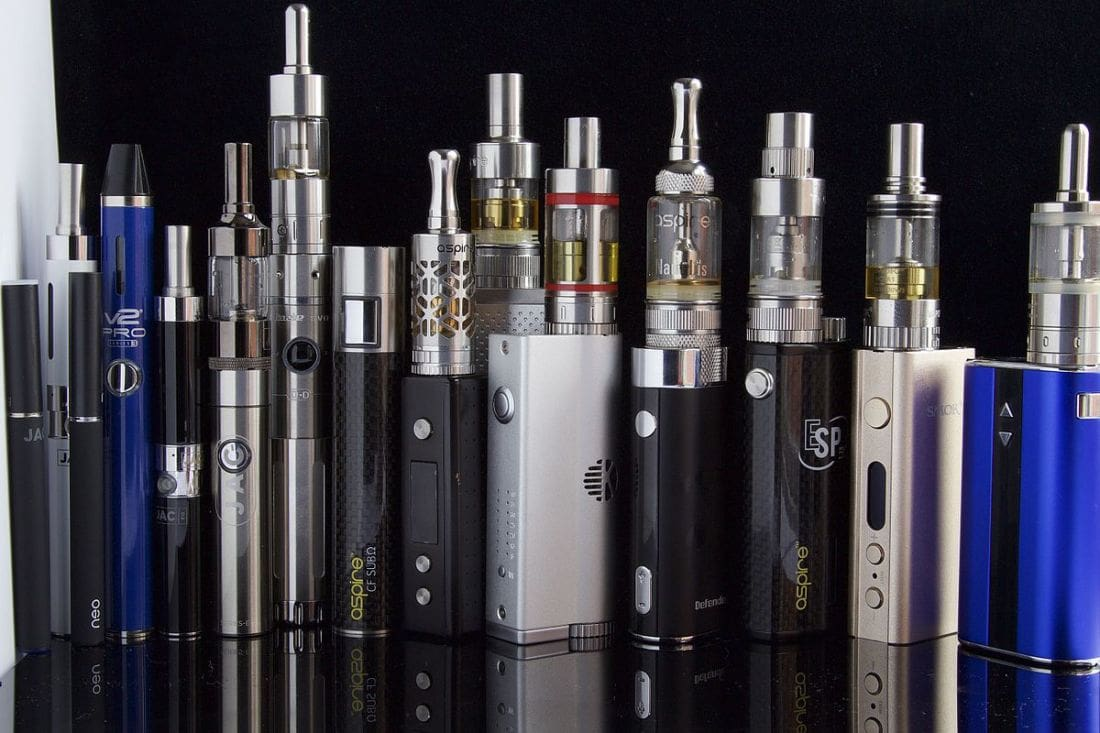 Vaping could get you ten years in a Thai prison   The Thaiger