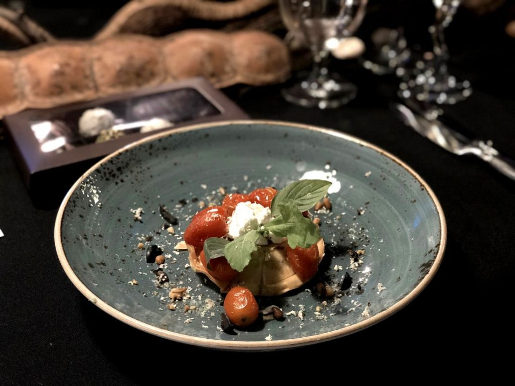 Savoury staples with a touch of the finest Swiss chocolate | News by The Thaiger