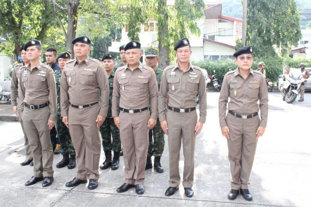 Phuket Immigration wind up 'Operation X-ray Outlaw Foreigner' crackdown | News by The Thaiger