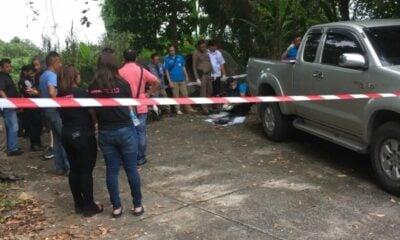 Man shoots himself in Rassada, Phuket   The Thaiger