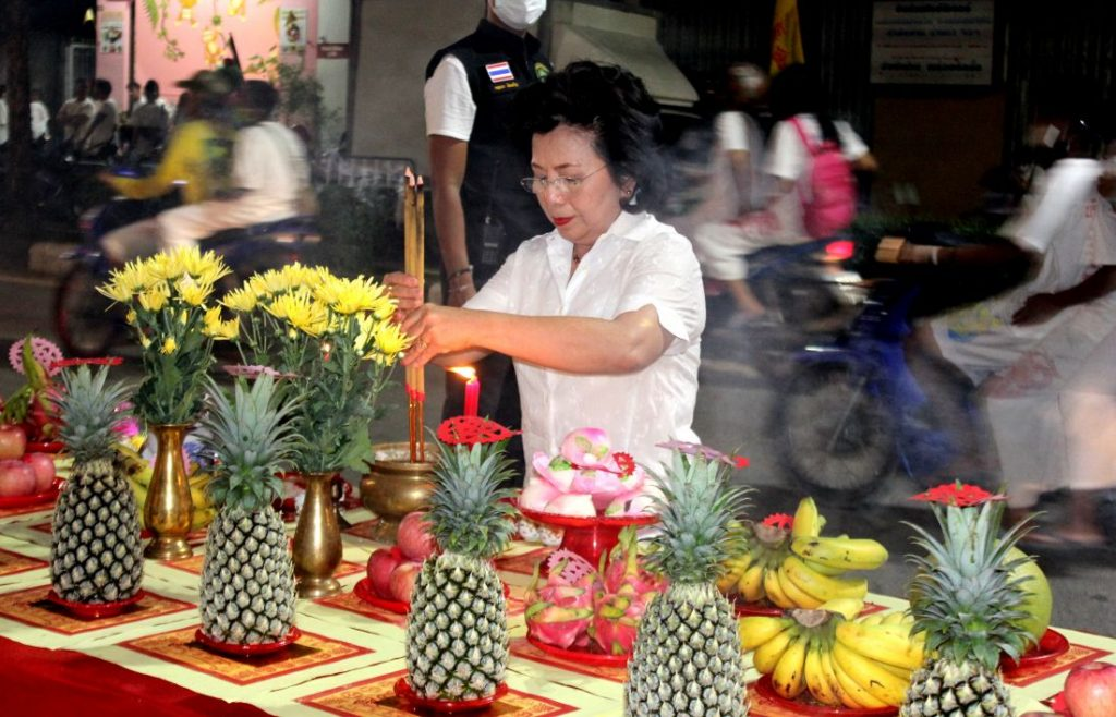 Final night of Vegetarian Festival in Phuket - Photo montage | News by The Thaiger