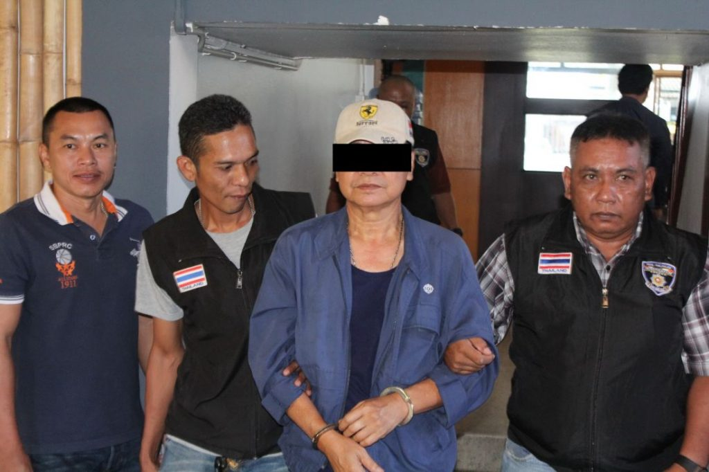 62 year old man arrested in Phuket after killing his wife's paramour | News by The Thaiger