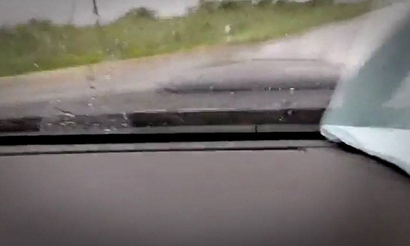 Man dies after live-streaming in his pick-up during heavy rain | The Thaiger