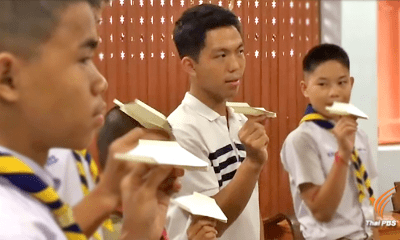 Mong Thongdee gets Thai citizenship. Good news for Thailand's Paper aeroplane champ. | The Thaiger