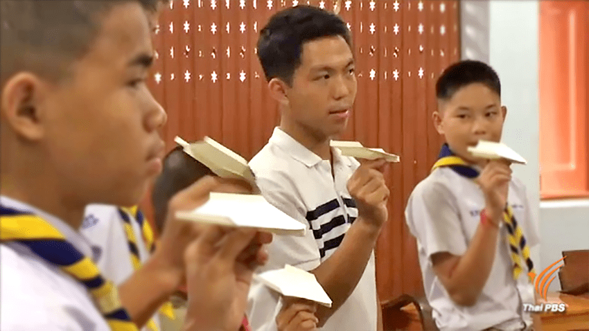 Mong Thongdee gets Thai citizenship. Good news for Thailand's Paper aeroplane champ.   The Thaiger