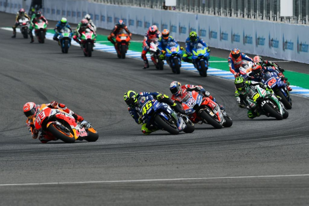 Marquez beats Dovizioso in Buri Ram MotoGP thriller | News by The Thaiger