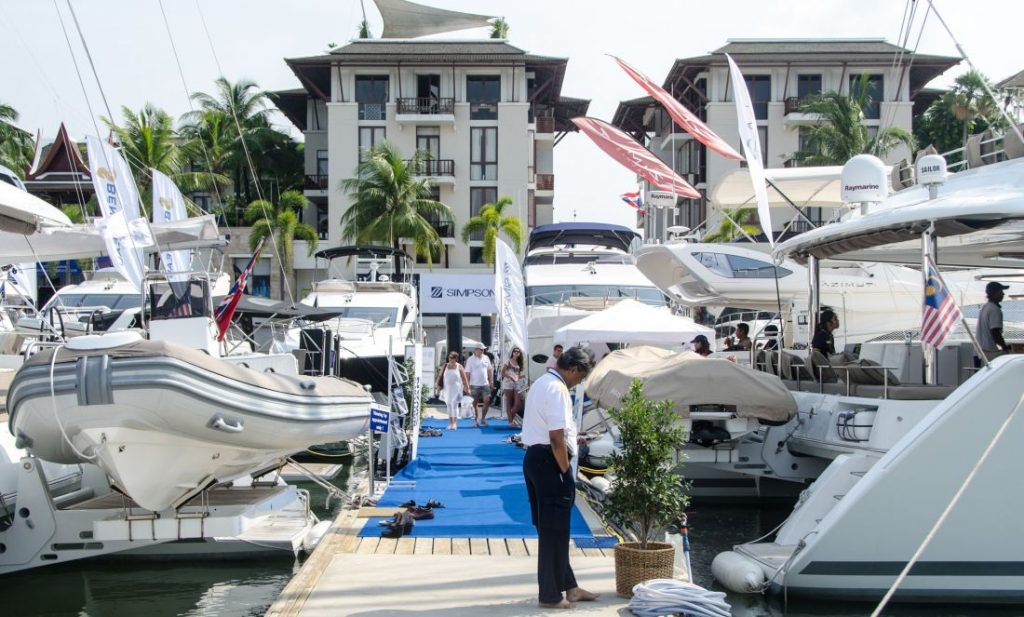 Thailand Yacht Show & Rendezvous now joined by the Phuket Yacht Show | News by The Thaiger