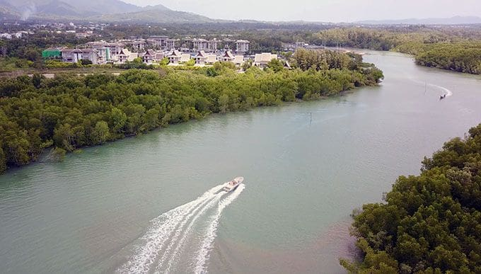 Extensive dredging gives Royal Phuket Marina round-the-clock access | The Thaiger