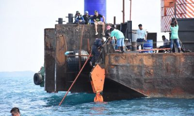 One dead in Phoenix boat salvage operations | The Thaiger