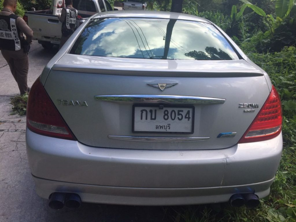 Police hunt for suspects after an early morning car chase around Phuket | News by The Thaiger