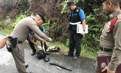 Police hunt for suspects after an early morning car chase around Phuket | The Thaiger