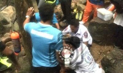 Man's body found at Bang Pae Waterfalls | The Thaiger