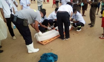 Body found floating at Phuket Beach | The Thaiger