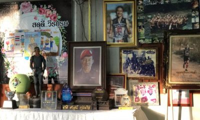 Ceremony held in Chiang Rai marking 100 days since the death of Saman Kunan   The Thaiger