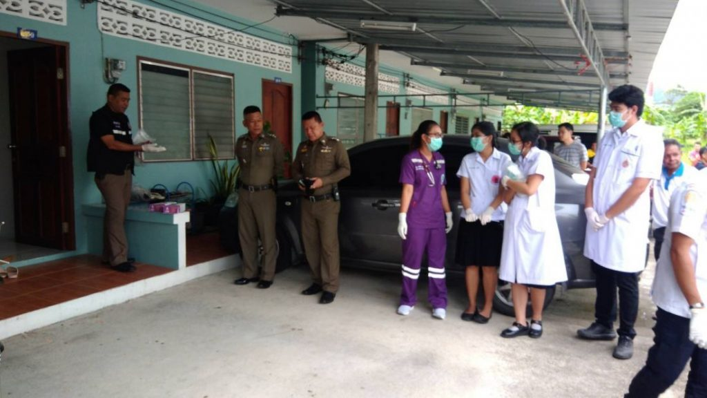 Suspect drove off Patong Hill after killing wife | News by The Thaiger
