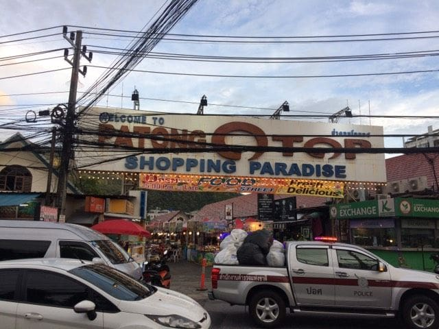 Fake goods seized and two arrested at Patong market   News by The Thaiger