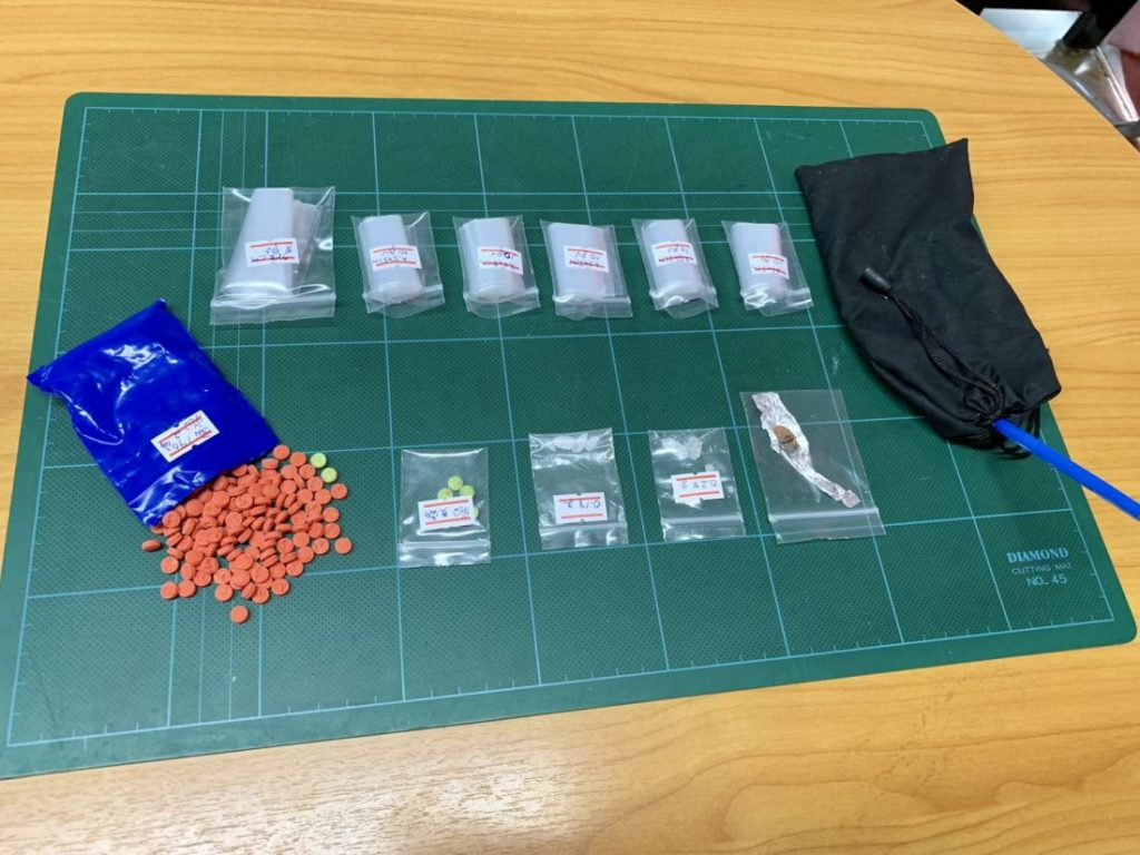 Three arrested with drugs and guns around Sakoo | News by The Thaiger