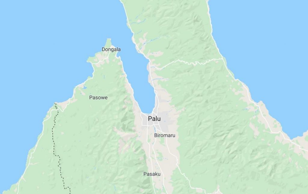 Quake and tsunami in Indonesia gulp down hundreds of lives