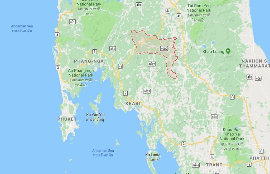 Villager missing following flash floods south of Surat Thani | News by The Thaiger