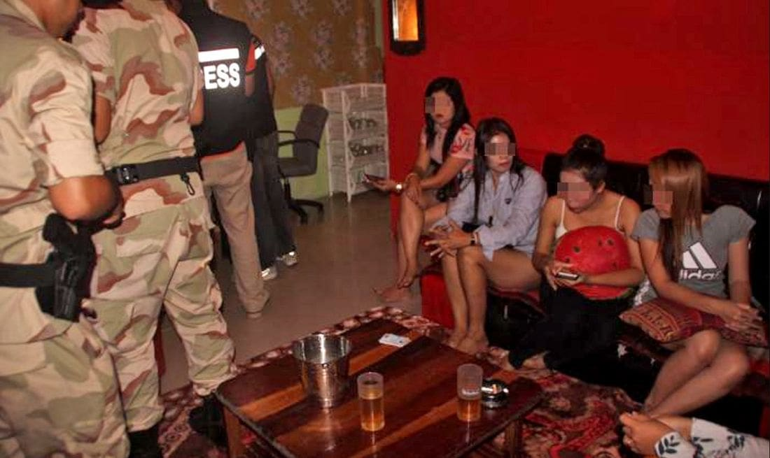 No happy endings for two massage parlours in Phang Nga | The ...