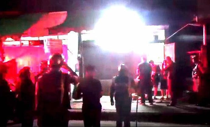 Chiang Mai glue sniffer beats up Chinese tourists | News by The Thaiger