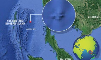 Malaysian flight MH370, or is it a pile of rocks? | The Thaiger