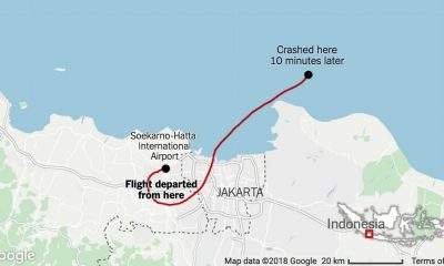 Speculation grows over the causes of Lion Air crash | The Thaiger