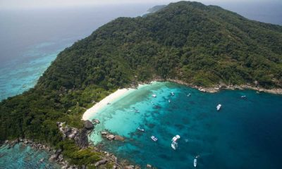Tour operators boycott visits to Similan and Surin islands to protest new restrictions | The Thaiger