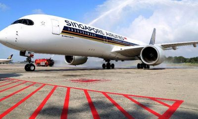 Singapore Airlines takes off tonight for the world's longest flight | The Thaiger