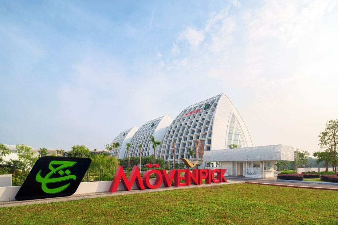 Blissful Break packages @ Mövenpick Hotel & Convention Centre KLIA | The Thaiger