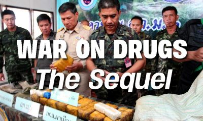 Government mobilizes a new war on drugs | The Thaiger