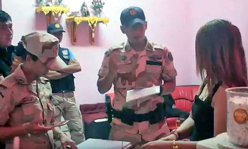 No happy endings for two massage parlours in Phang Nga | News by The Thaiger