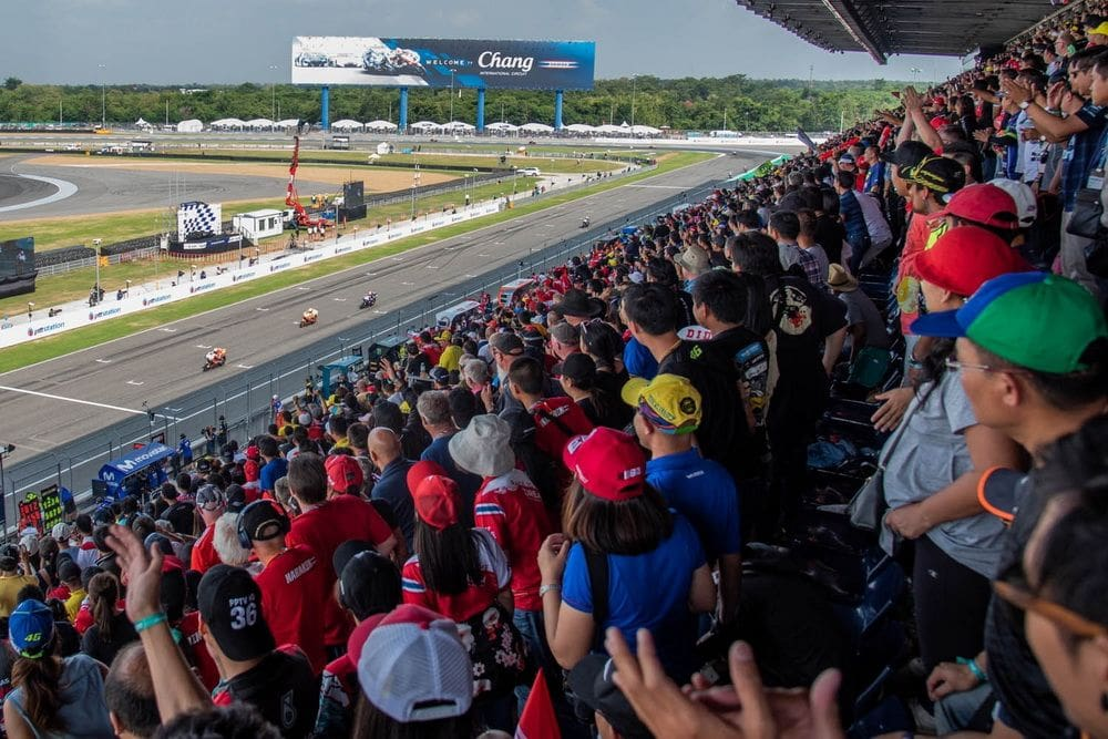 First Thai MotoGPearns profits andwidespread praise | News by The Thaiger