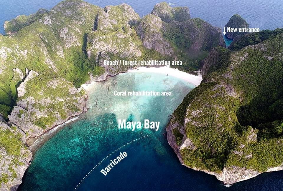 Hands off Maya Bay | News by The Thaiger