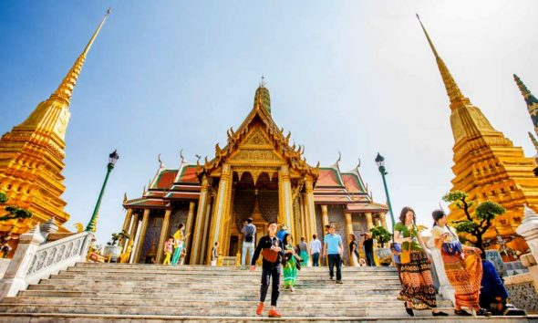Top 10 World Cities for Overnight Stays 2017   The Thaiger
