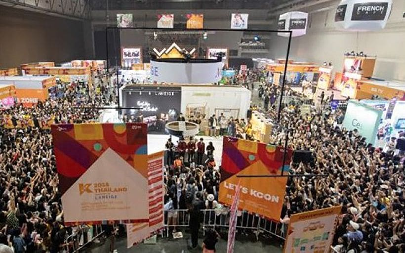 Everything is OK – KCon 2018 comes to Bangkok | The Thaiger