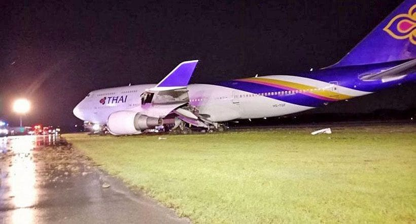 Restoring faith to the national airline | The Thaiger