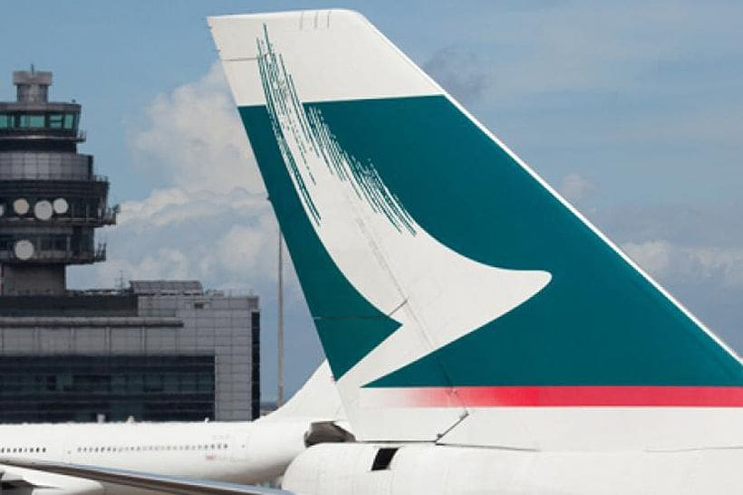Hackers get into the Cathay Pacific database   The Thaiger